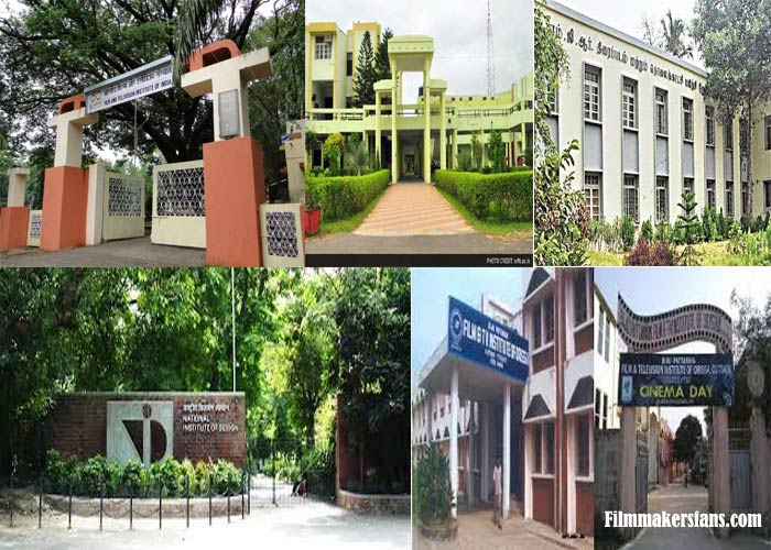 List of Top 5 Film Institutes In India | Best Rated List